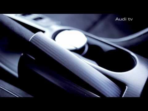 Audi R8 GT Spyder, официальное промо