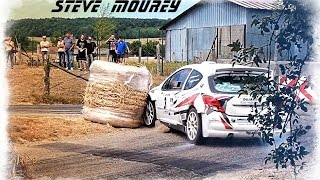 Steve Mourey ★Very Best of 2015★ 207 S2000 ➊ TOTOFMAN PROD《Série: Rallye Passion》