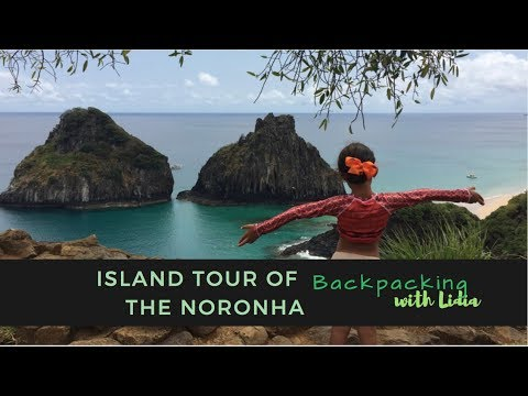 Island tour in the Noronha baby! | Simply the best of Brazil thumbnail