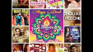 2015 Bollywood Songs Remix - Dance Songs