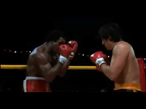 Rocky II -  Rocky Balboa Vs Apollo Creed (Rematch) [HQ]