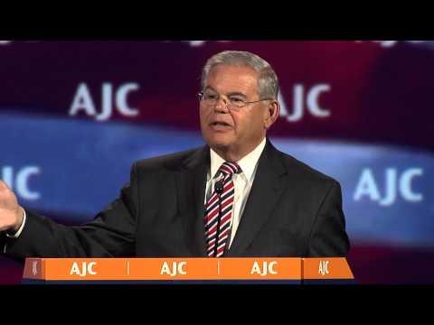 AJC Global Forum: Senator Robert Menendez