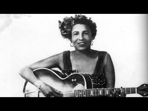 'New Bumble Bee' MEMPHIS MINNIE (1930) Memphis Blues Guitar Legend