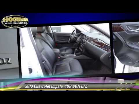 2013 Chevrolet Impala LTZ - INGLEWOOD, LOS ANGELES, LONG BEACH, TORRANCE, SANTA MONICA