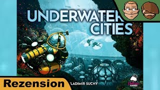 Underwater Cities - Brettspiel – Review