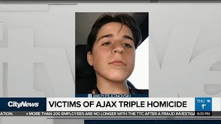 Mother, teen kids remembered after triple homicide in Ajax