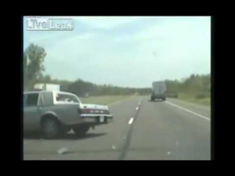 Miami Acura on Fatal Car Crash Caught On Police Dashcam
