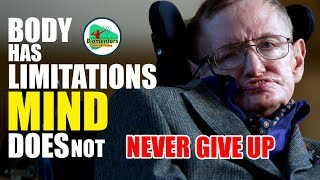 Impacting Future Series : Never Give Up - Motivational Story of Stephen Hawking