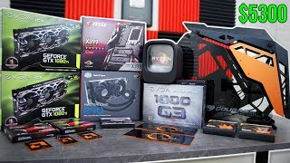 $5300 Threadripper Gaming PC | Montage Build