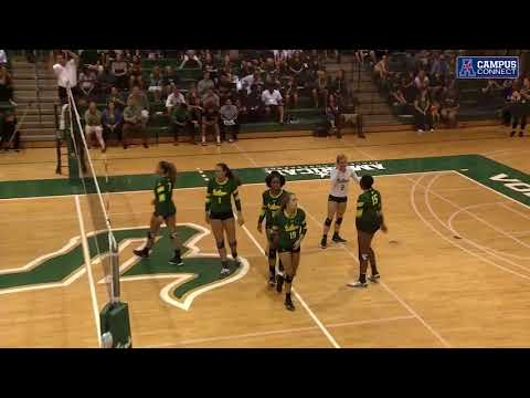 Campus Connect - USF Volleyball Freshman Doris Carter Has Bright Future as a Bull