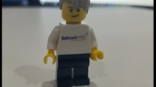 Lego Promotional World Class Threat Analyst - Babcock MSS