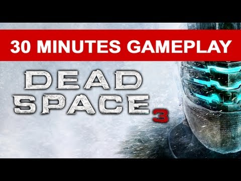 Dead Space 3 Walkthrough Part 1 - Xbox 360 Gameplay