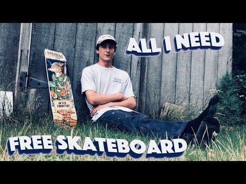 AIN Fukuhara Skateboard Giveaway!!