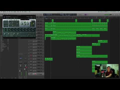 How to Write 8Bit MusicChiptunes in Logic X  Home Sweet Home