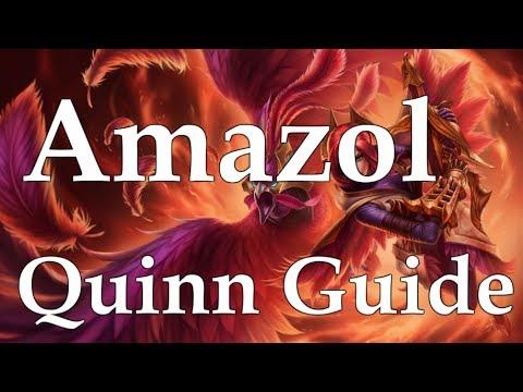 ★Champion Guide #10 -Quinn [GERMAN]