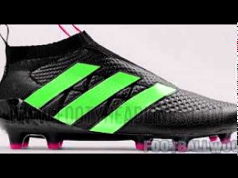 NEWS ADIDAS BOOTS ACE 16+GTI WITH OZIL AND JAMES RODRIGUEZ.
