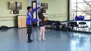 Midge & Addul - Charlotte Ballet's Dancing with the Stars of Charlotte