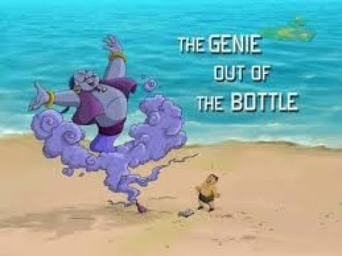 Chhota Bheem - The Genie Out Of The Bottle video