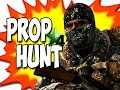 Call of Duty 4:  Prop Hunt Funny Moments!  (Pallet Town!!) #15