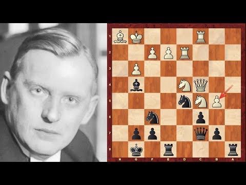 Chess Strategy: The Evolution of Chess Style #70 - Rise of Alexander Alekhine - Brilliancy!
