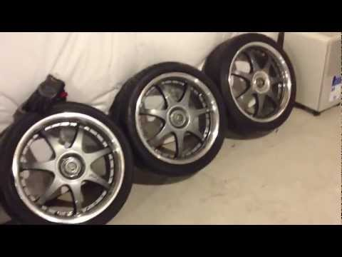 Amazing Craigslist Find... MOTEGI Rims