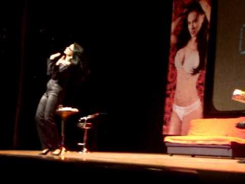 Vip En El Mon Logo Orgasmos Protagonizado Por Norkys Batista