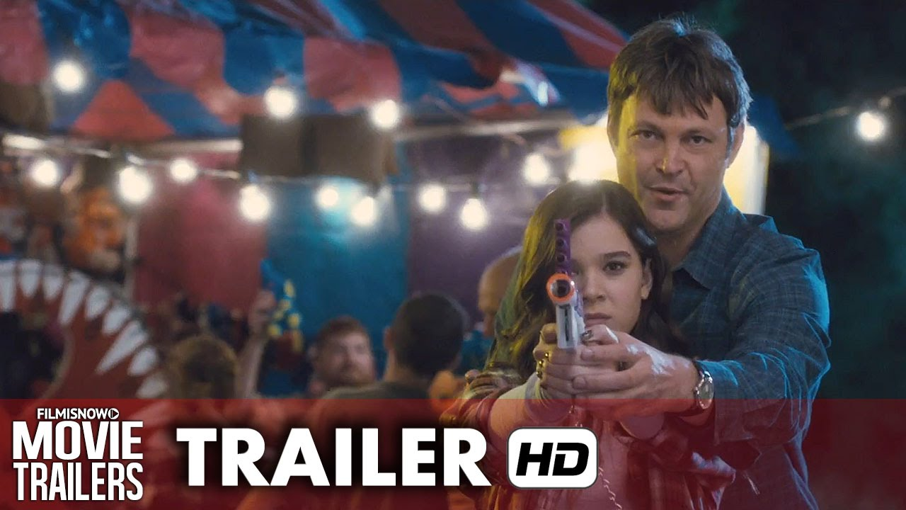 TERM LIFE ft. Vince Vaughn, Hailee Stanfield - Official Trailer [HD]