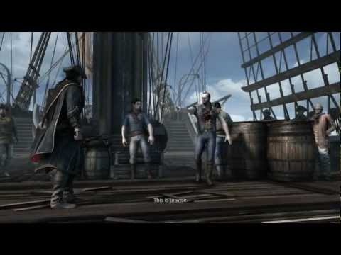 GamersWorld: Assassin's Creed 3 Intro Gameplay Walkthrough FULL HD 1080p