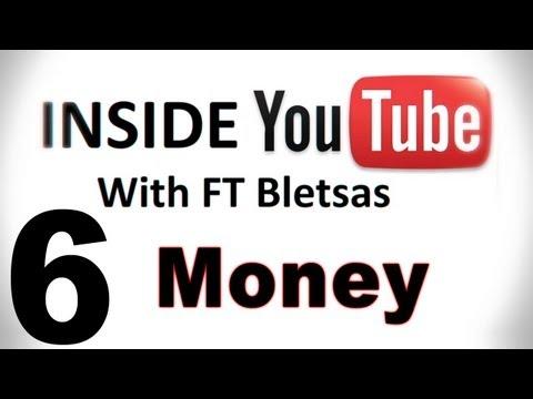 Inside YouTube #6 Money - Λεφτά στο YouTube