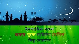 Morur Buke Gailo Jedin | Islamic Gojol 2017 | A beautiful voice by Mitu Morshed