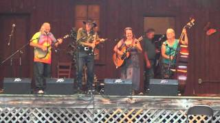 Choctaw Joe, TV Barnett and the Roan Mountain Moonshiners Laurel Bloomery Tennessee