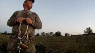 Early Season Goose Hunt  2012 with Big Sean Hammock