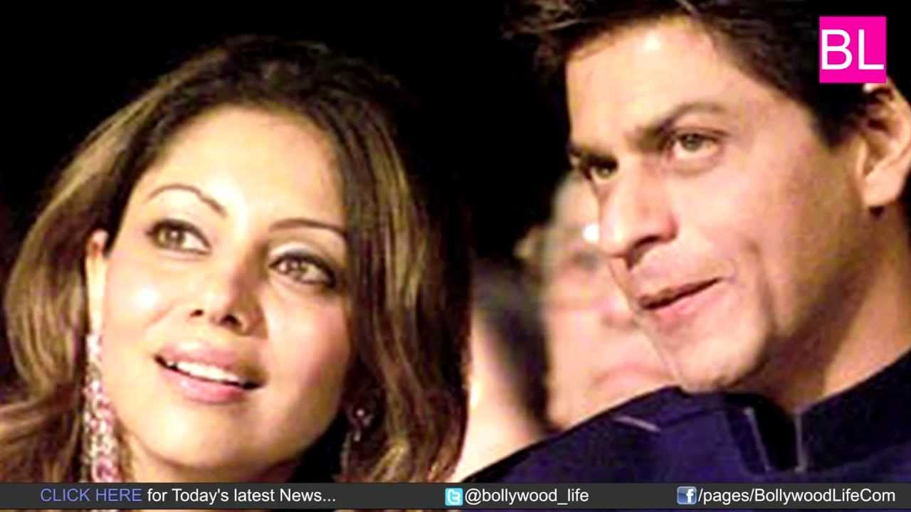 Shahrukh Khan and Gauri are parents to baby boy AbRam -- this is what ... Shahrukh Khan Parents
