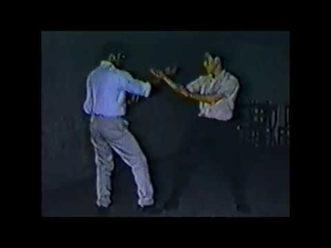Jun Fan Gung Fu Trapping with Bruce Lee and Taky Kimura Image 1