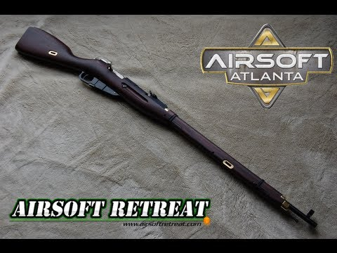 PPS Mosin Nagant M91/30 Airsoft Bolt Action Rifle