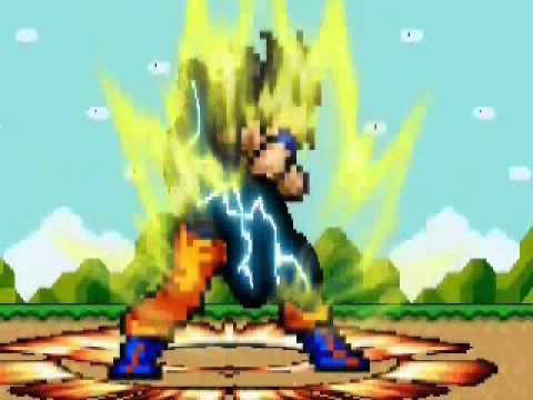 Mario Vs Goku Pt 1 video