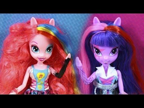 Singing Dolls Equestria Girls / Śpiewające Lalki Equestria Girls – Rainbow Rocks – My Little Pony