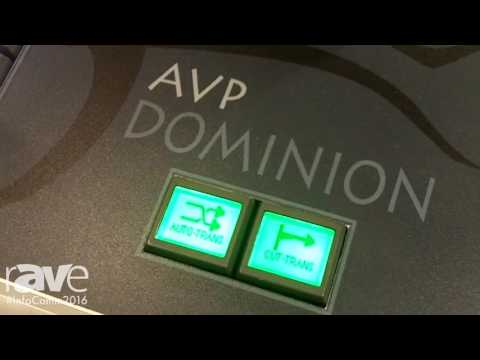 InfoComm 2016: ifelseware Solutions Describes AVP Dominion and Highlights Its Features