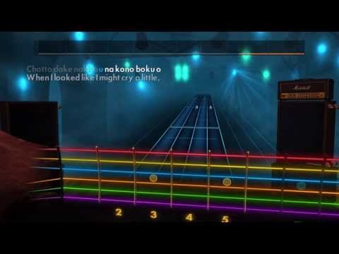Rocksmith 2014 Custom - Vocaloid - Once Upon A Me (Mukashi Mukashi No Kyou No Boku)