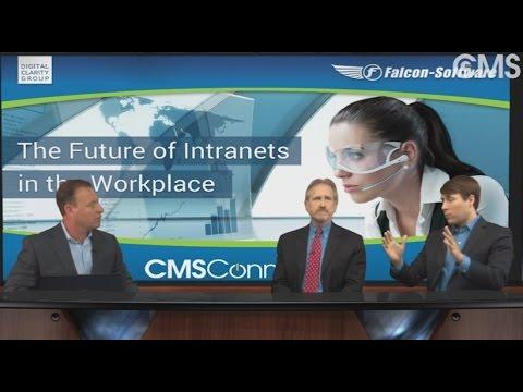 The Future of Intranets Seth Earley, Richard Harbridge, Toby Ward, Sunny Lenarduzzi & JIVE