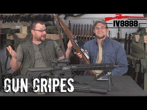 """Gun Gripes #108: """"Obama's Executive Orders on Guns"""""""