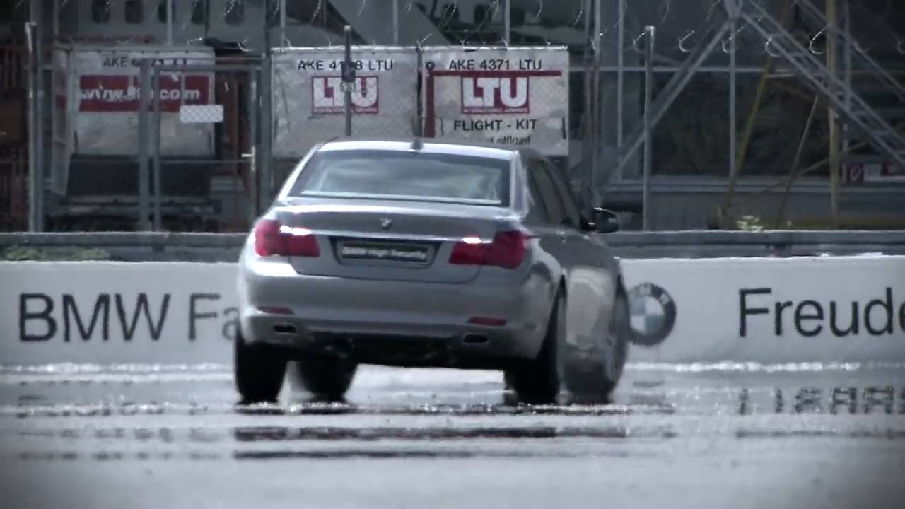 Bmw High Security Vehicles Youtube