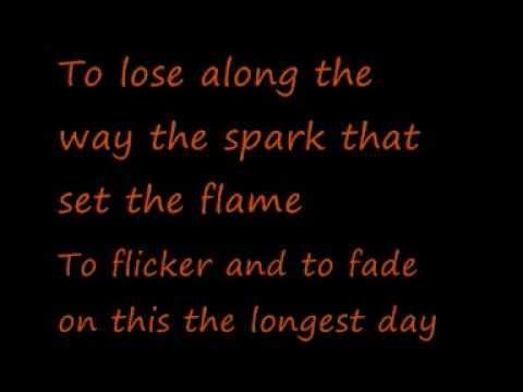 U2-Indian Summer Sky (Lyrics)