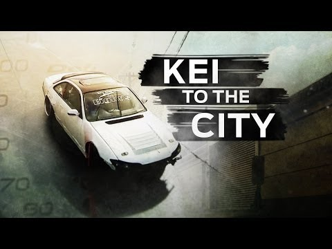 Kei To The City [drift Feature Film - Japan] video
