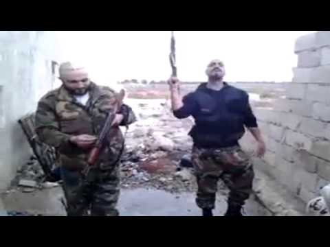 La Gangbangers Fighting In Syria Homie - Truthloader video