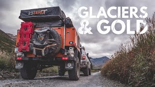 S1:E44 Exploring the land of glaciers and gold - Lifestyle Overland
