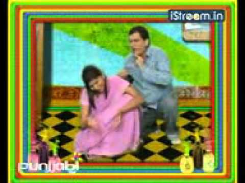 Punjabi comedy - check out why hakim s wife cries-(mr-jatt).3gp video
