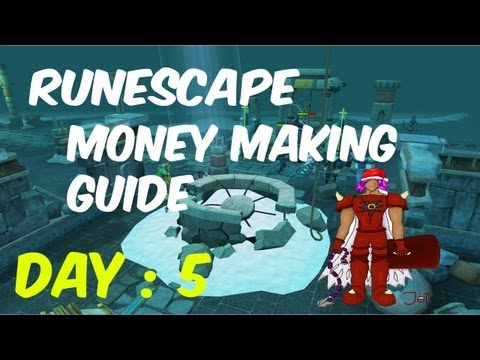 Runescape EoC: Money Making Guide Marathon Day #5 2013 LinedFury