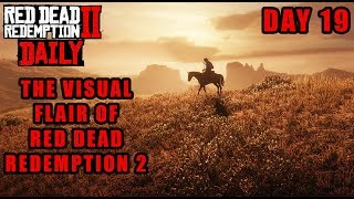 Red Dead DAILY # 19 : WEATHER EFFECTS and The Visual Flair of Red Dead Redemption 2