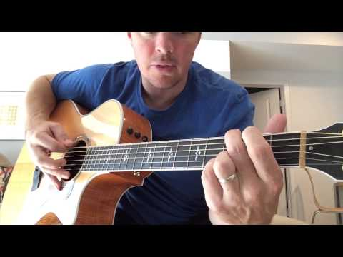 Beginner Guitar Lesson - Walking In And Out Of Chords (matt Mccoy) video